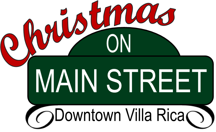 Christmas on Main Logo